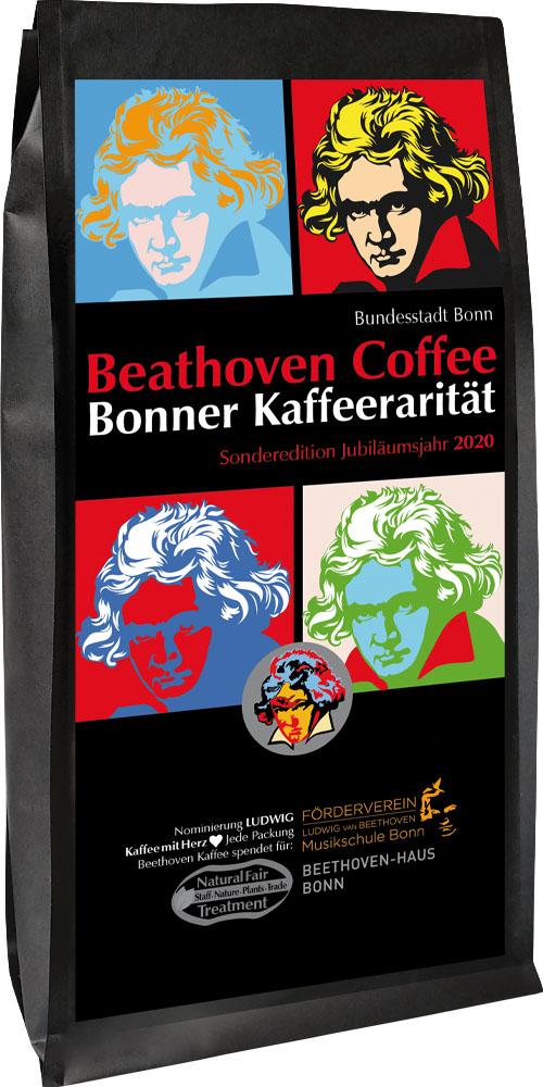 Beathoven Coffee Kaffeerarität / 250gr ganze Bohnen