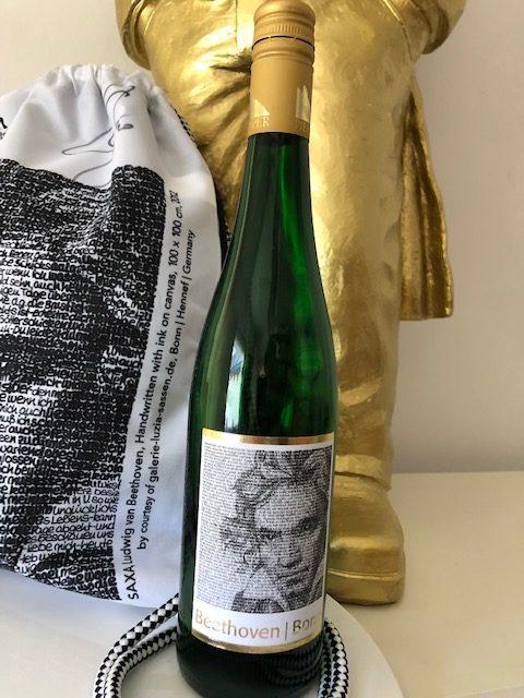 Beethoven Riesling trocken 2019 Weingut Pieper Beethoven Genuss Set
